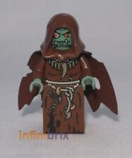 Lego Troll Queen / Sorceress Minifigure from set 7097 Castle Fantasy NEW cas421