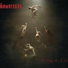 Novelists - Breaking The Script [New CD]