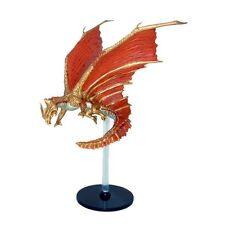 D&D Fantasy Miniatures Brass Dragon #42 Elemental Evil