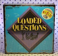 Loaded Questions Expose Your Self Board Game 03' All Things Equal Factory Sealed