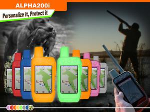 Protective case for Garmin Alpha 200i silicone cover for alpha 200