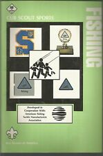 Fishing Cub Scout Sports, Boy Scouts of America PB 1996