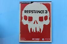 Resistance 3 Signature Series Guide by BradyGames Staff (2011, Paperback)