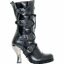 New Rock Women's  Made in Spain 5701- 01 EU 40 Fit US 9, 9.5