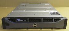 Dell EqualLogic PS6100X iSCSI SAN Storage Array 28.8TB HDD 2x Controller 2x PSU
