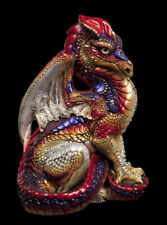 """WINDSTONE EDITIONS """"MASQUERADE"""" MALE DRAGON TEST PAINT #1"""