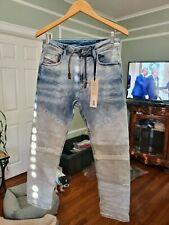 Men $348 Diesel Narrot Drawstring Jogger Jeans, SIZE 30