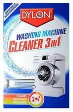 Washing Machine Cleaner Cleans Descales Freshens Dylon 3 in 1