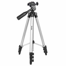 "50"" Kodak Tr501 Superior Control Camera Tripod 3 Way Pan Head Bubble Level"