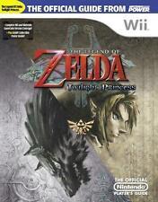 Official Nintendo Power The Legend of Zelda: Twilight Princess Player's Guide