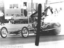 "Don ""Big Daddy"" Garlits 1964 ""Swamp Rat V"" Top Fuel  Dragster ""Wing"" PHOTO!"