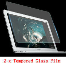 2x Tempered Glass Screen LCD Cover Protector for MacBook AIR PRO 13 inch Touch