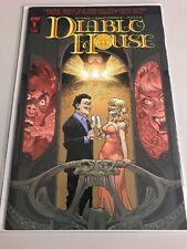 Diablo hHuse #1 cover B (9.6-9.8 Unread)