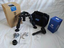 Benro HH100AV Pro Video Hi-hat Trípode + Benro BL100 medio Bowl-Nuevo Y En Caja