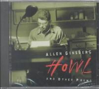 ALLEN GINSBERG - ALLEN GINSBERG READS HOWL AND OTHER POEMS [PA] NEW CD