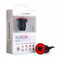 Xlite100 Smart Bicycle Light Induction Lights USB Charging Riding Taillight Lamp