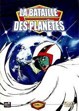 LA BATAILLE DES PLANETES - BATTLE 3 /*/ DVD DESSIN ANIME NEUF/CELLO