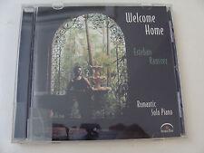 Welcome Home by Esteban Ramirez CD Romantic Solo Piano 2000