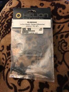 Helion HLNA0444 Dominus 10SC V2 Shafts Center Diff