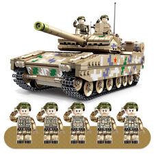 PANLOS639001 Bauklötze China 15 Leichter Panzer Militär Spielzeug 1424PCS OVP