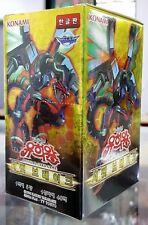"""Yu-Gi-Oh Card """"Circuit Break"""" Booster box (40Packs) / Korean"""