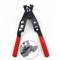 "1x Car Hose CV Boot Clamp Clip Plier Banding Crimp Tool w/ 1/2"" Torque Wrench"