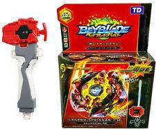 Beyblade BURST B-86 Starter Legend Spriggan.7.Mr TW VER. Launcher Kids Toy Metal
