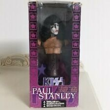KISS Collectible Statuettes Paul Stanley Figure Collector Doll McFarlane Toys