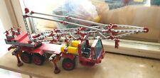 Fischertechnik 30468 Heavy Duty Crane Cran Truck with Building Instruction