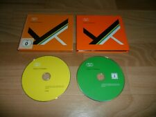 OMD - HISTORY OF MODERN (RARE COLLECTORS LIMITED EDITION CD / DVD ALBUM)