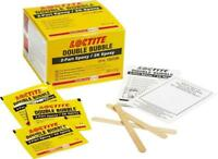 "Loctite ""Double-Bubble"" Epoxy 3G x 10 Sachet Adhesive Bonding Glue Kits  VC380A"