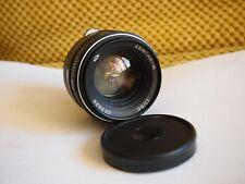 KMZ ZENITAR-M 50 mm f/1,7 Lens mount M42
