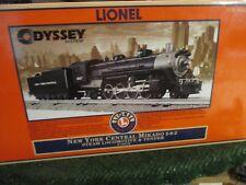 LIONEL MODERN 18079 N.Y.C. MIKADO 2-8-2 STEAMER & TENDER C8LN IN BOX  ODYSSEY