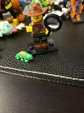 LEGO Minifigure Series 19 Jungle Explorer # 7 Limited Edition Complete