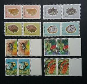 Taiwan 1997 mint pairs