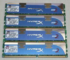 Kingston 8GB (4X2GB) PC2 6400 DDR2 800 NON-ECC DESKTOP MEMORY