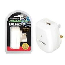 Plastic Universal USB Mobile Phone Wall Chargers