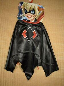 "Jakks - DC Super Hero Girls ""Harley Quinn"" Cape - Size: 4-6X (Halloween Costume)"