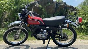1975 Kawasaki KV 100