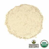 Organic Burdock Root, Powder (Arctium lappa)