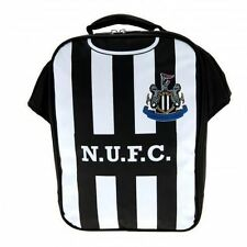 Newcastle United FC Kit Almuerzo Bolso de regreso a la escuela