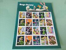 5494 - 5503 Bugs Bunny 80th Anniversary Forever Full Sheet