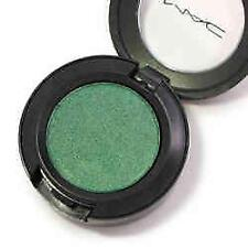 MAC COSMETICS EYESHADOW DISC ONE OFF GREEN SHIMMER EYES PIGMENT MAKEUP TRENDS
