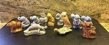 Wade Figurines England Animals Mixture Of 12