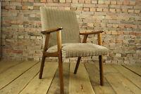 60er Vintage Sessel Lounge Easy Chair Danish Modern MidCentury Holz