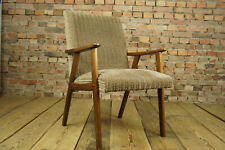 60er Vintage Armchair Lounge Easy Chair Danish Modern Midcentury Wood