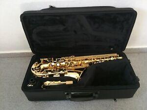 Yamaha YAS-280 Eb-Altsaxophon mit Zubehör