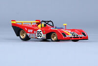 BBURAGO 1:43 FERRARI 1972 312P DIECAST MODEL RACING CAR NEW IN BOX