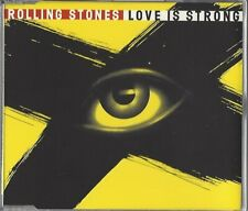 ROLLING STONES / LOVE IS STRONG - MAXI-CD 1994