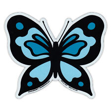 Butterfly Shaped Magnet - Blue Butterfly Design - Nature, Peace, Outdoors